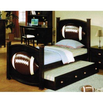 Kids Football Headboard image