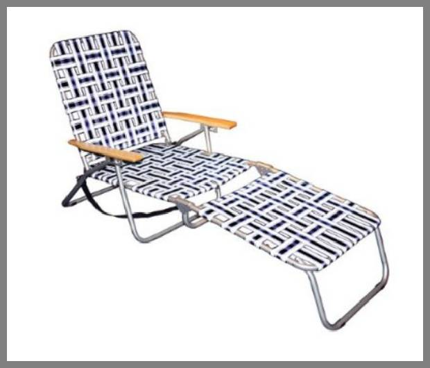 Webbed Lounge Chairs
