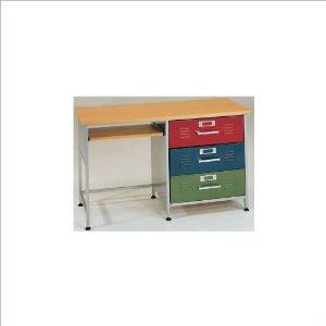 Metal Locker Desk picture