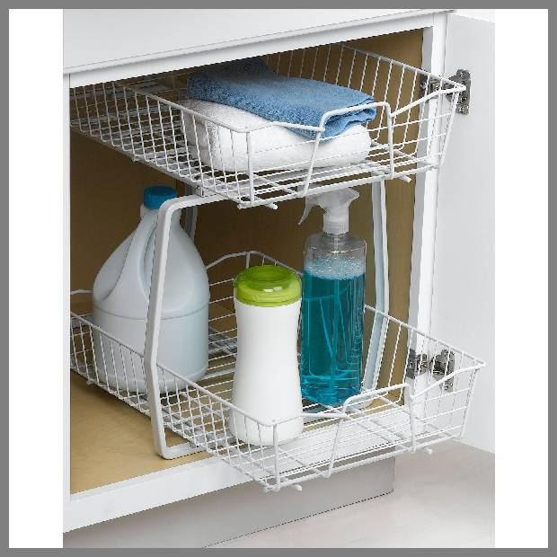 Pull Out Basket Drawers