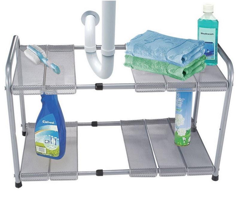 Under Sink Shelving Unit - r