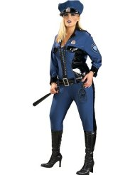 Cop Halloween Costumes for Women picture-3