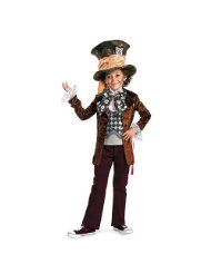 Mad Hatter Halloween Costume for Kids picture-3