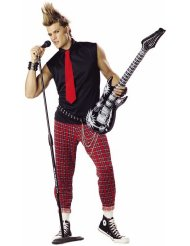 Punk Rocker Halloween Costume picture-1