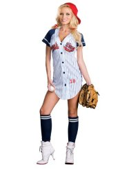 Baseball Halloween Costumes for Women picture-1