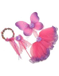 Butterfly Halloween Costume Kids picture-1