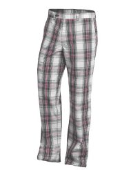 cheap plaid golf pants picture-1