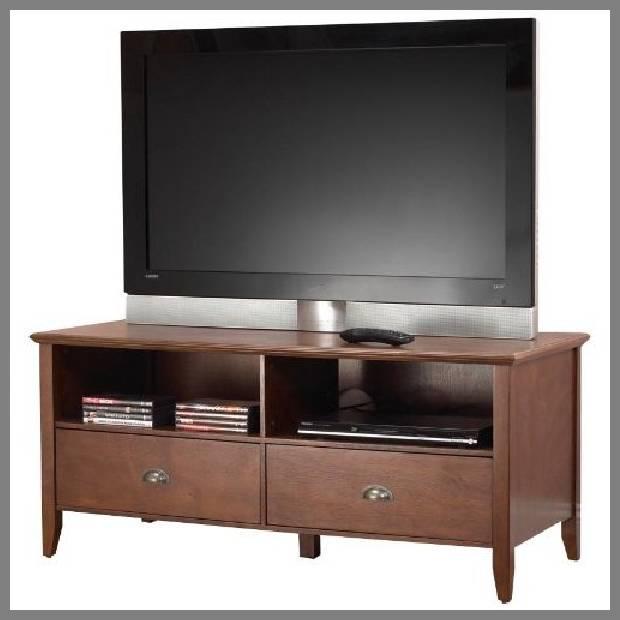 walnut tv stands image