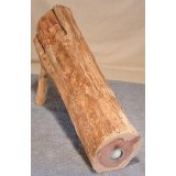 wooden cat scratching post picture-1