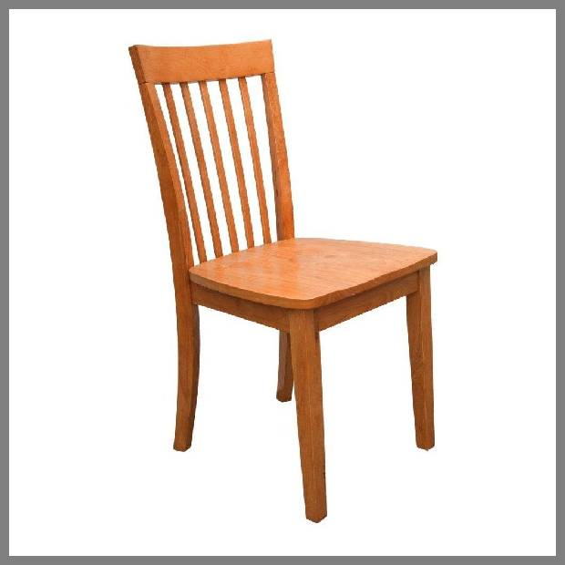 maple dining chairs image