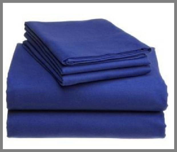 royal blue bed sheets image