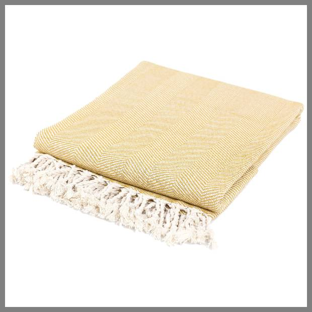 Bamboo throw blankets