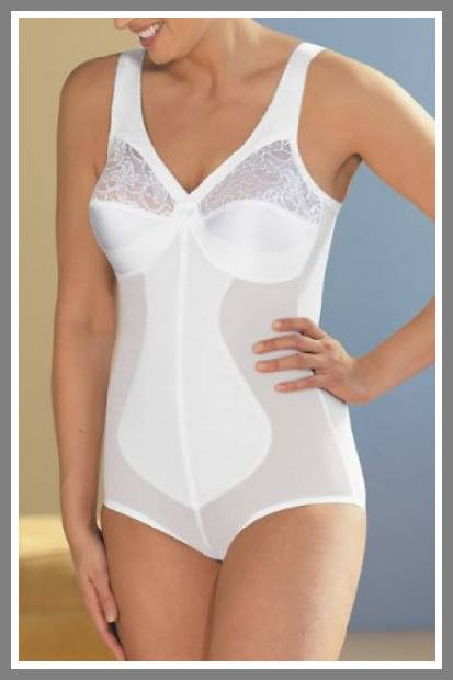 Full figure girdles