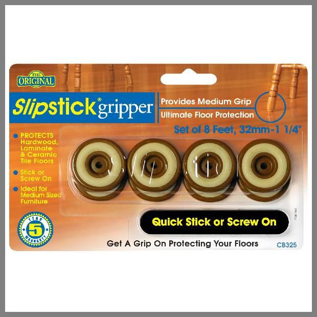 Furniture gripper pads
