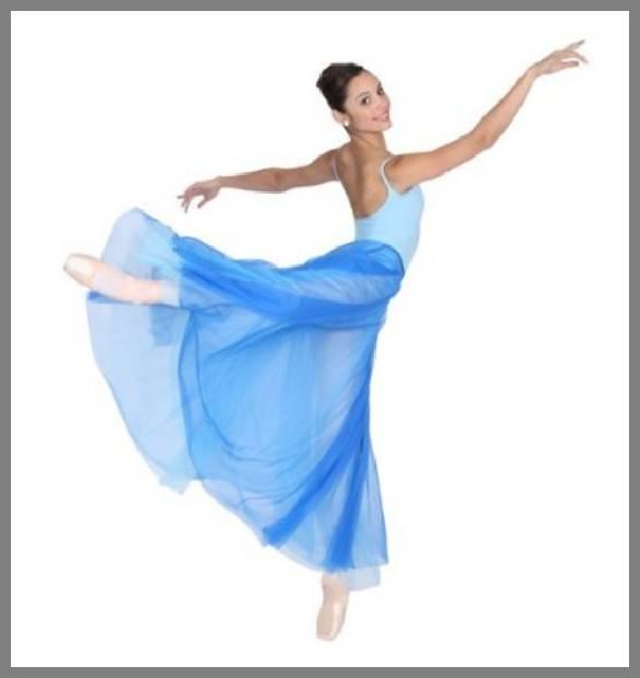 Liturgical Dance Skirts
