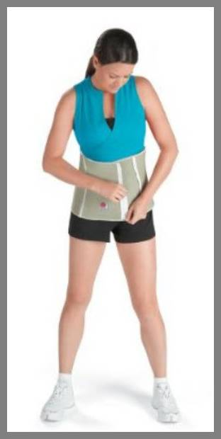 Adjustable girdle