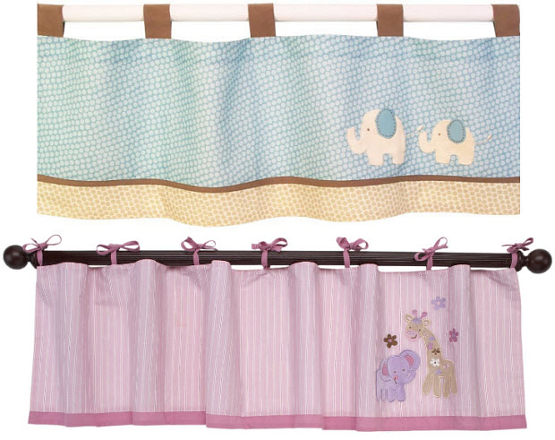 Baby Room Valances – WhereIBuyIt.com