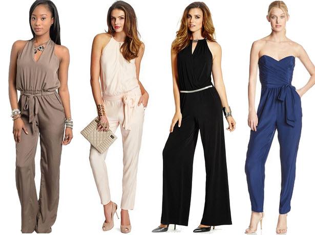 Dressy jumpsuits for women - b
