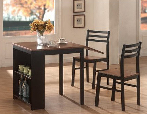 Kitchen tables and chairs for small spaces A