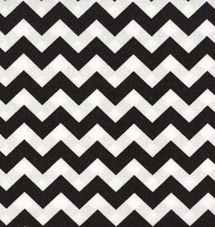 Chevron print sheets