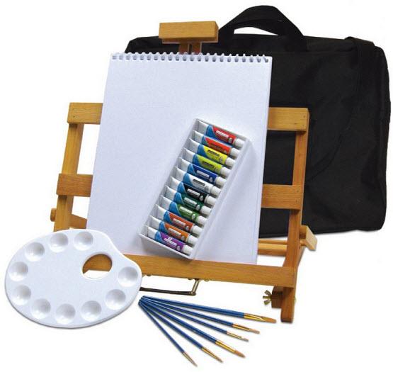 Watercolor painting kits