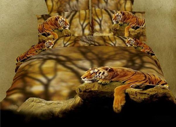 3-D Comforters