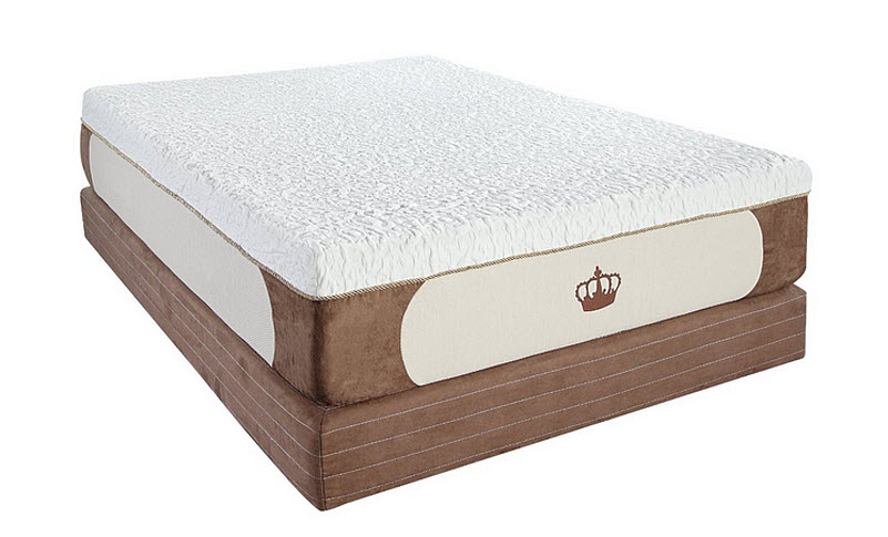 12 inch Queen memory foam mattresses