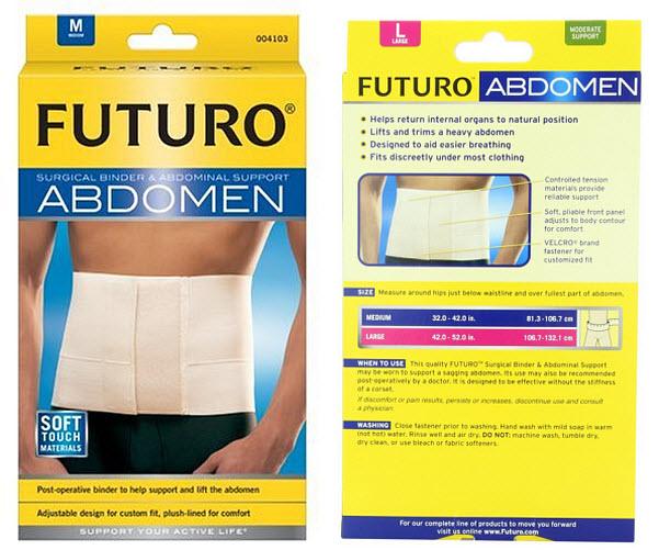 Abdominal binders