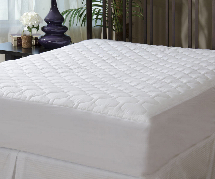 Deep pocket mattress cover