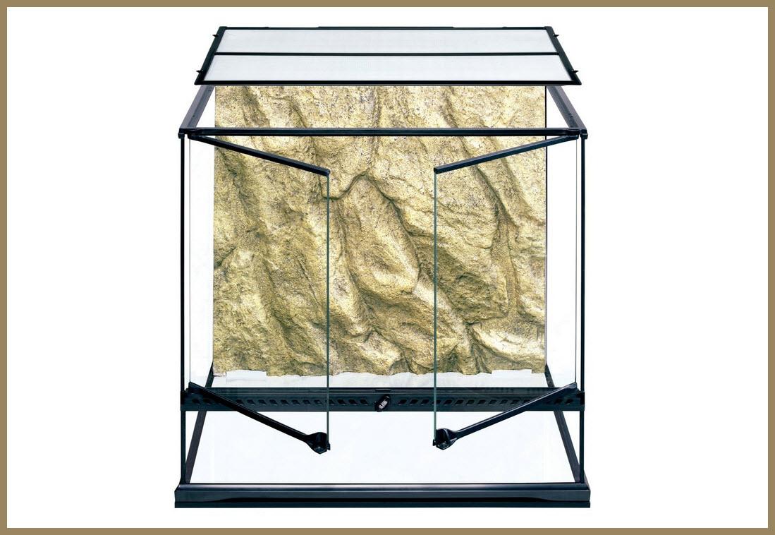 Glass reptile terrariums - 2