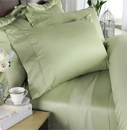 Sage bedding sets