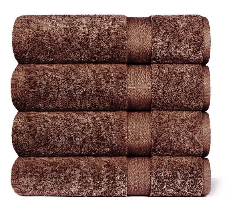 Super absorbent bath towels