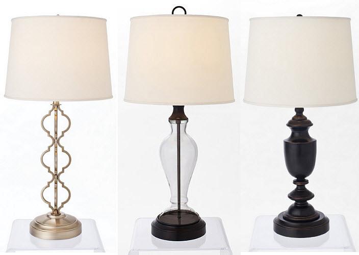 decorative cordless lamps