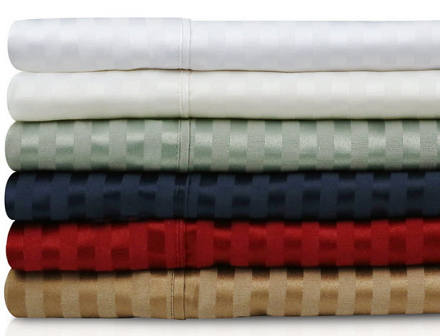 Split King bed sheet sets