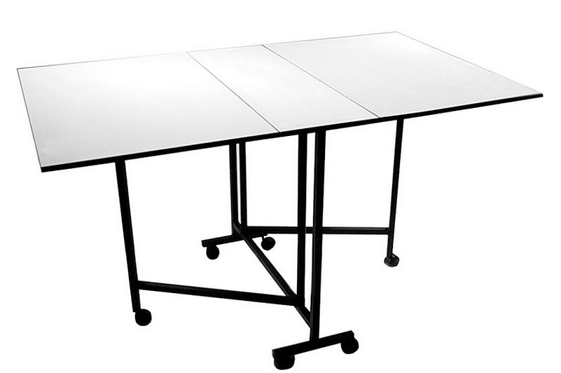 folding-tables-on-wheels
